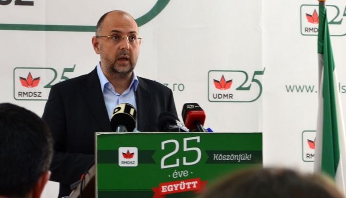 Kelemen Hunor védelmébe vette a magyar-román határzárat