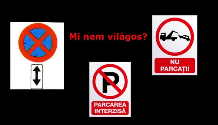Kolozsvár központja: a tahó parkolók paradicsoma (FOTÓK)