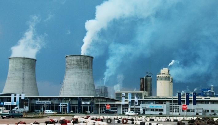 Környezetvédelmi őrség: nem szennyez az Azomureş