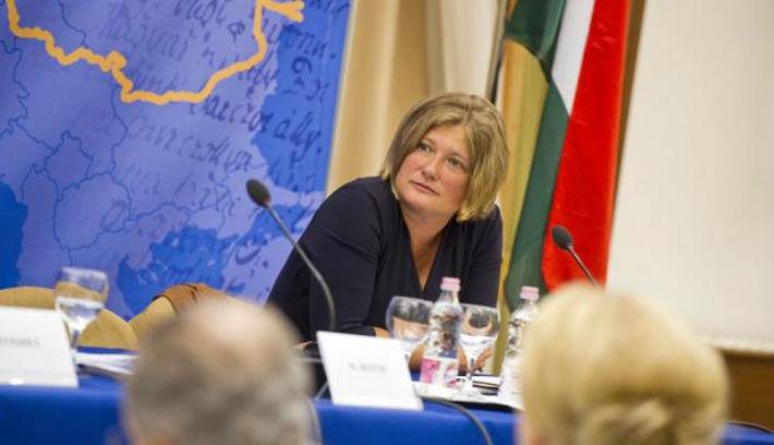 Gál Kingát választották az Európai Néppárt egyik alelnökévé
