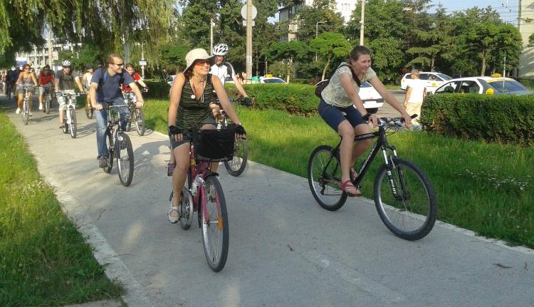 Kerékpárút a határon át