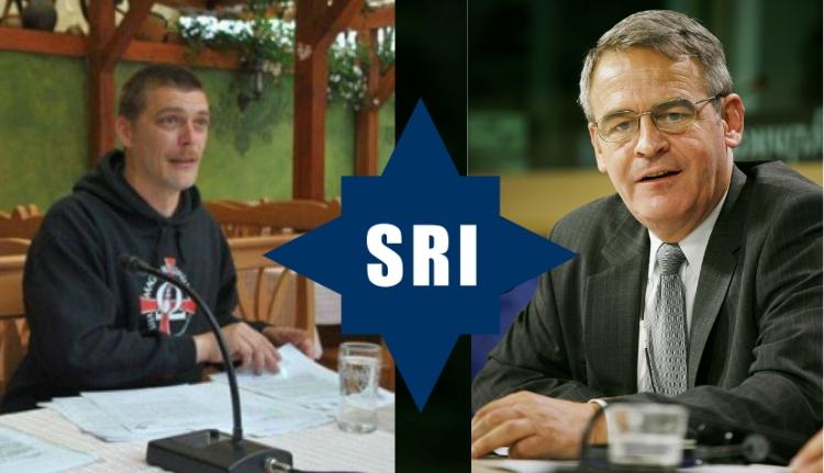 Tőkés, a székely terror és a SRI