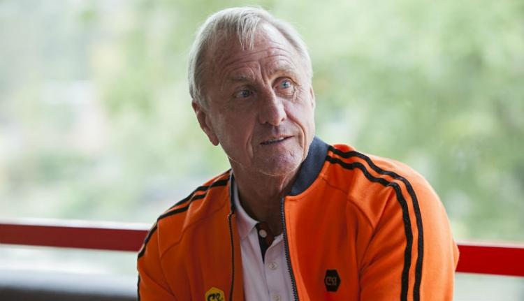 Gyászol a futballvilág: elhunyt Johan Cruyff