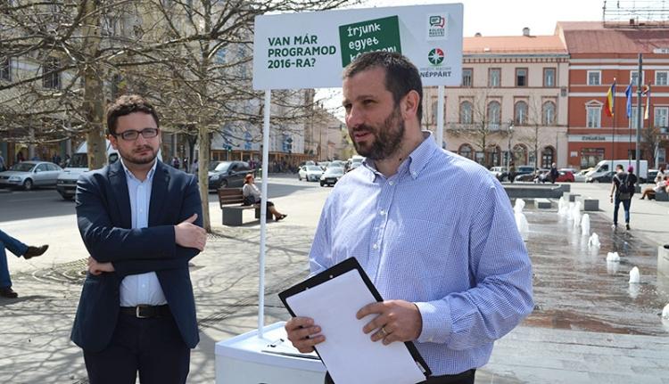 EMNP: az RMDSZ választási egyezséget kötött a PNL-vel Kolozs megyében