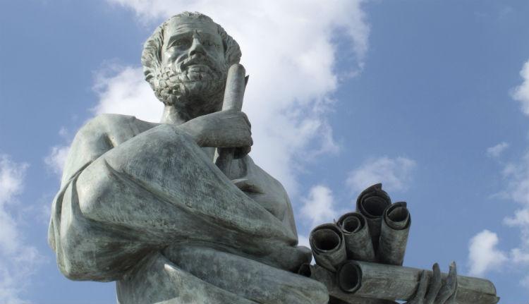Megtalálhatták Arisztotelész sírját (VIDEÓVAL)