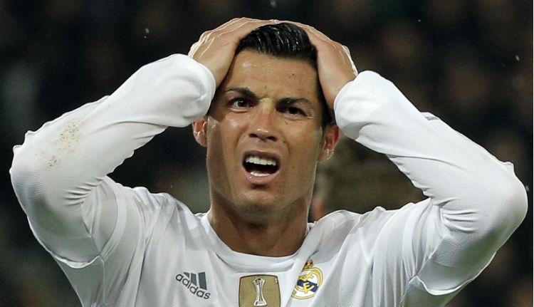 Tán csak nem ideges Ronaldo a magyar meccs miatt? (VIDEÓ)