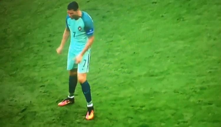 Máris mém lett a magyar gól miatt dühöngő Ronaldóból