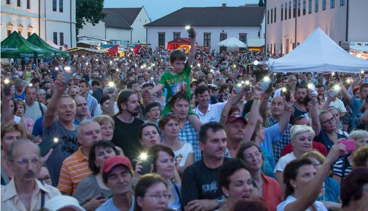 A Koncz–Bródy-koncert volt a legnépszerűbb a Szent László Napokon