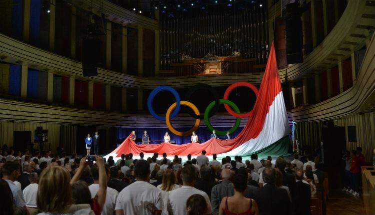 Kardvívó bajnok viszi a magyar zászlót Rióban (FOTÓK)