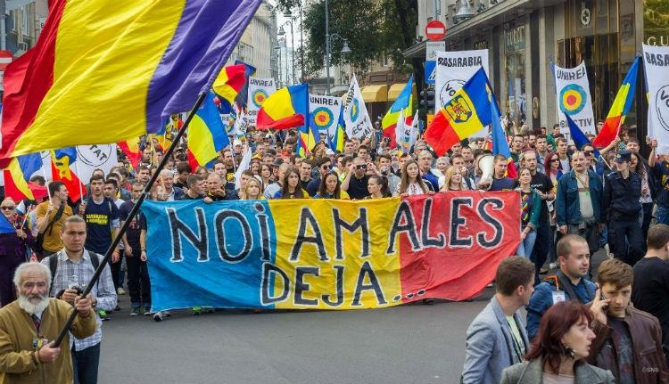 Băsescu és a nacionalisták újra a Moldovával való egyesülésen rágódnak