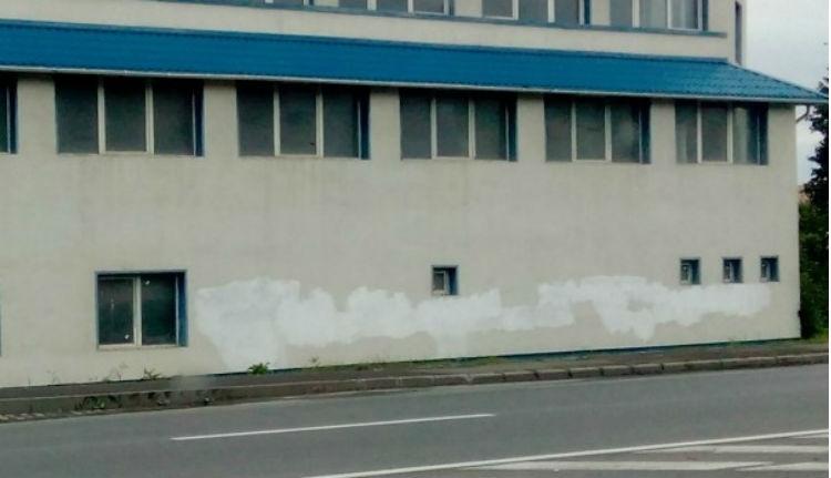 Magyargyalázó falfirka miatt tett panaszt a brassói RMDSZ