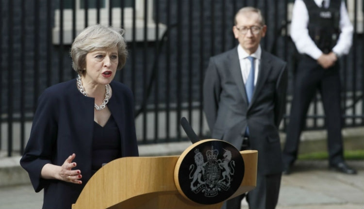 Jövő tavasszal indul a Brexit
