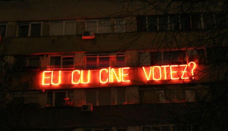 Románok vagyunk. Nem tudjuk, kire szavazzunk