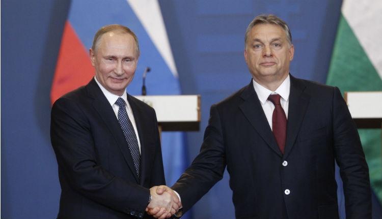 Erről tárgyalt Orbán és Putyin
