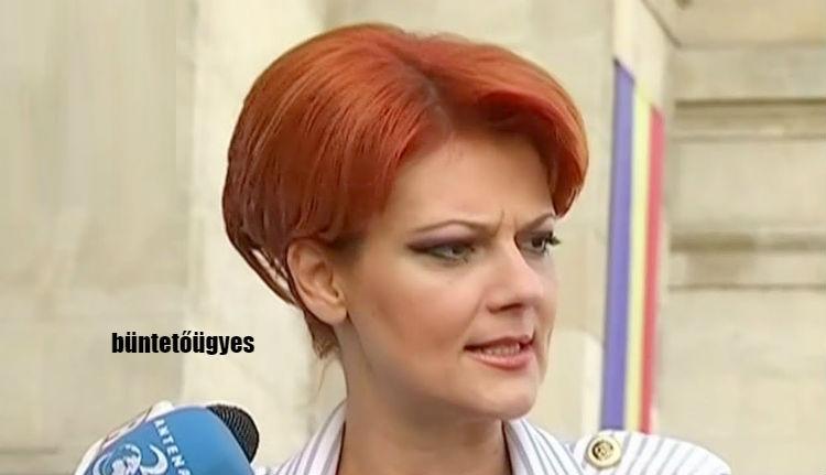 """Olguța Vasilescu: A """"vörös pestis"""" is szervezzen tüntetést!"""