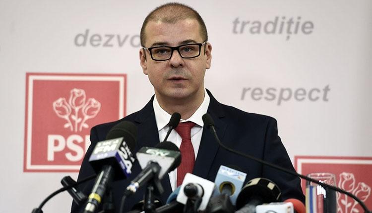 A tüntetések miatt nem tudott dolgozni a kormány a PSD-szóvivő szerint