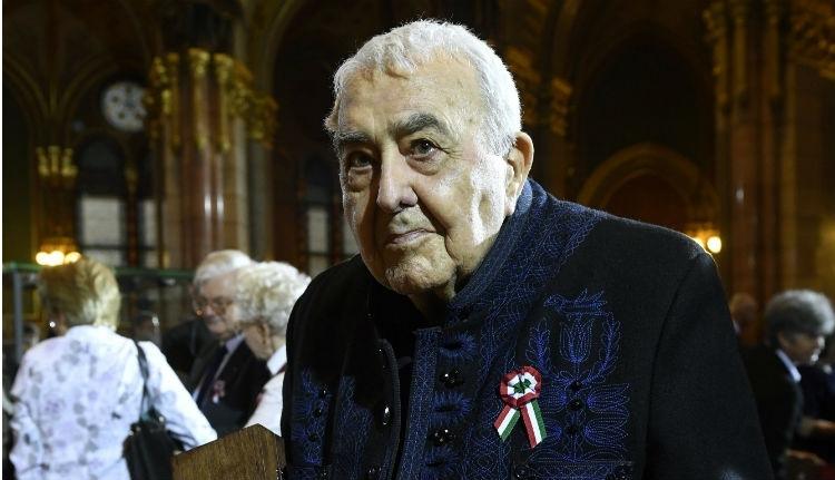 Európai uniós díjat kapott Kallós Zoltán