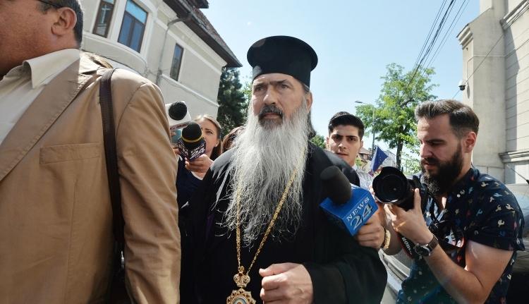 Házi őrizetbe helyezné a DNA Konstanca ortodox érsekét