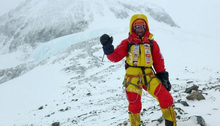 Sikertelenül zárult a magyar Mount Everest-expedíció