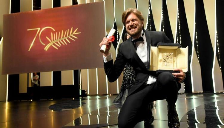 Svéd rendező filmje kapta az Arany Pálmát Cannes-ban