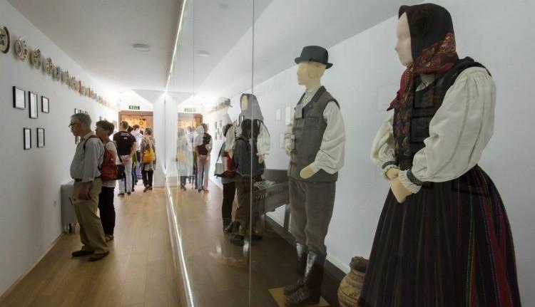 Jelentősen kibővült a Kallós Zoltán Néprajzi Múzeum