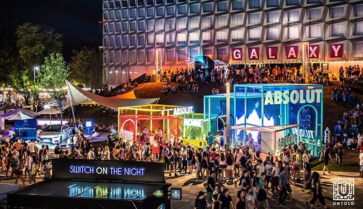 Nyolc bűncselekmény történt az Untold fesztivál első napján