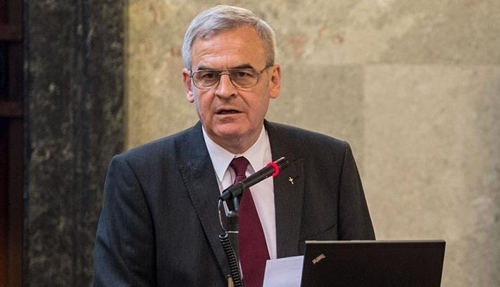 Uniós fellépést kér Tőkés László az ukrán oktatási törvény ellen