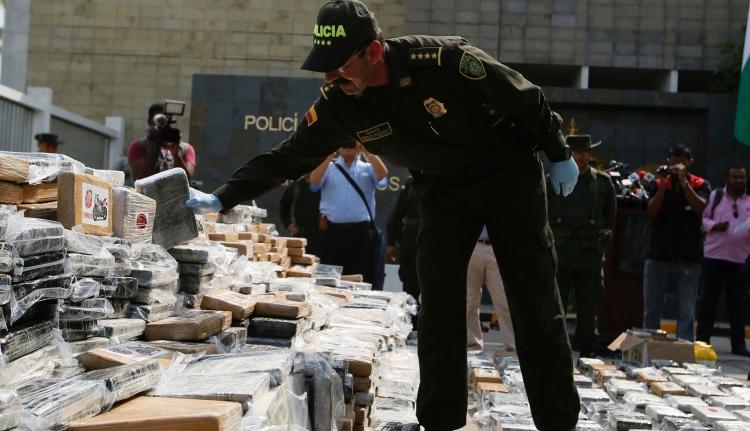 Ez a kokainfogás még Kolumbiában is rekordnak számít