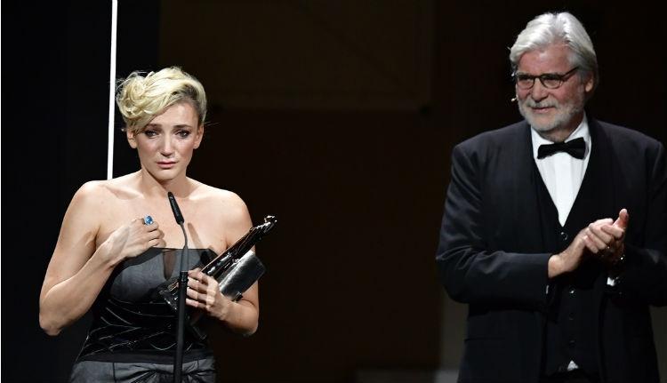 """""""Európai Oscart"""" kapott a Testről és lélekről női főszereplője"""