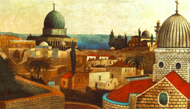 Fővárosunk: Jeruzsálem