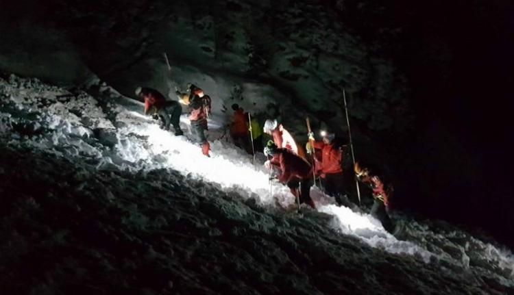 Hétfőig felfüggesztik az eltűnt hegymászó keresését a Bucsecs-hegységben (FRISSÍTVE)