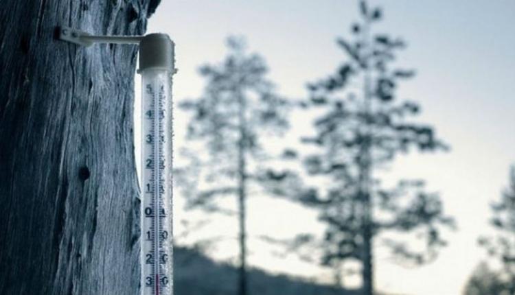 """Mínusz húsz fok alá is """"benézett"""" a hőmérő higanyszála a Székelyföldön"""