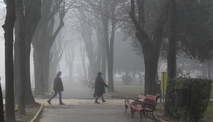 Ködbe borult Kelet-Erdély