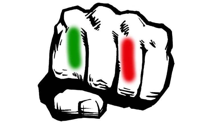 Egy olasz politikus szeret románokat verni