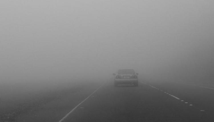 Erdélyi és partiumi megyékre adtak ki figyelmeztetést a köd miatt
