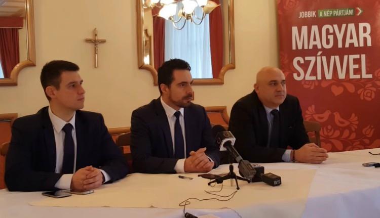 Erdélyben kampányol a Jobbik elnöke