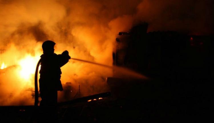 Felgyújtottak egy rendőrőrsöt Vaslui megyében