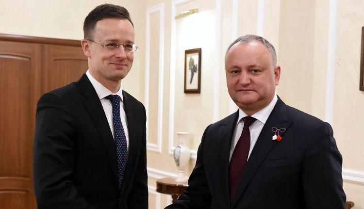 Magyarország teljes mellszélességgel támogatja Moldovát
