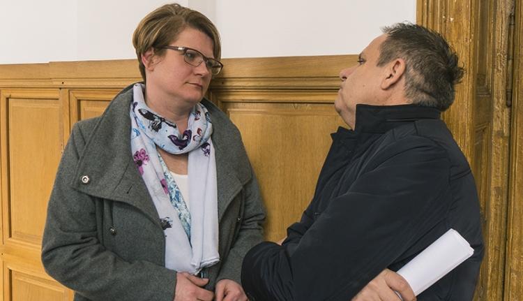 Jó hosszasan eltotojázik a bíróság az ítélethirdetéssel Horváth Anna ügyében (VIDEÓ)