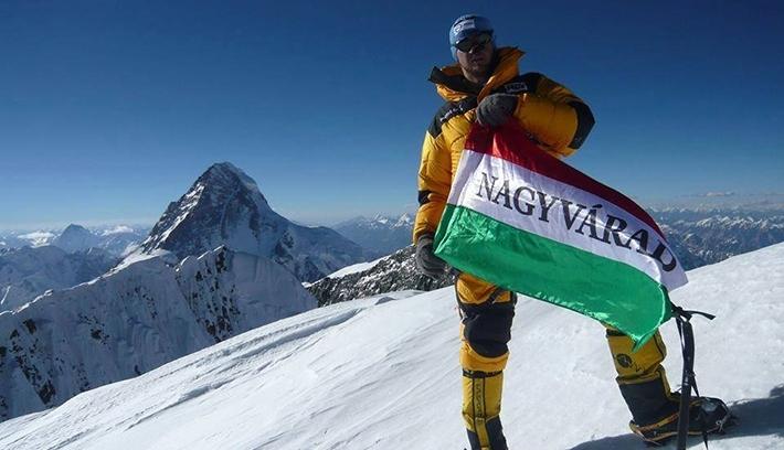 A Kancsendzöngán akar emléktáblát elhelyezni Erőss Zsolt emlékére a nagyváradi Varga Csaba