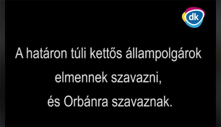 Ezúttal Kolozsváron készült filmmel uszítanak a határon túliak ellen Gyurcsányék (VIDEÓval)