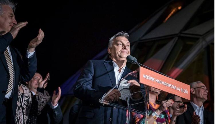 Mutatjuk, kik gratuláltak Orbán Viktornak a vasárnapi Fidesz-győzelem után