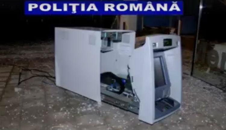 Bankautomatákat kirabló galaci bűnbandára csaptak le Ausztriában