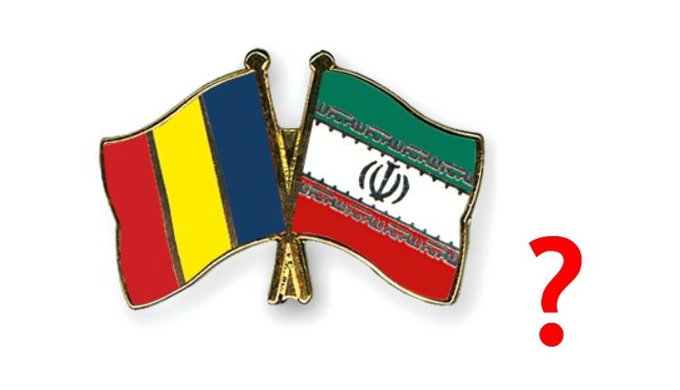 Románia és Irán