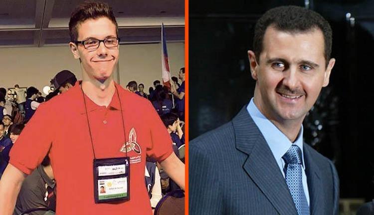Kolozsvári tantárgyversenyre jön Bassár el-Aszad szíriai elnök fia