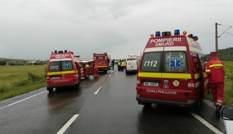 Halálos baleset történt Csíkszentkirályban (FRISSÍTVE)
