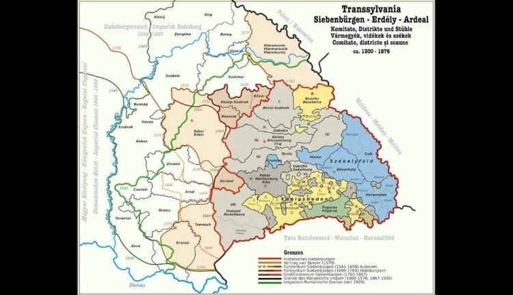 Universitas regnicolarum Hungarorum et Valachorum huius partis Transsylvaniae