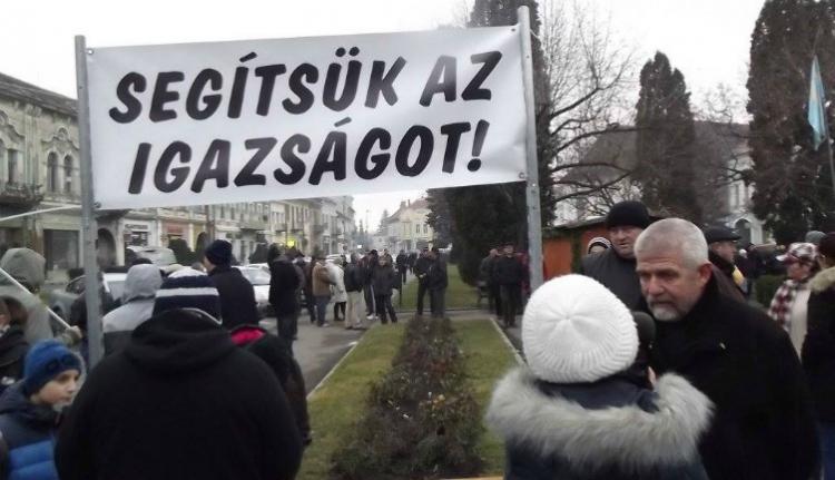 Mozgósítanak a Beke Istvánék melletti szombati tüntetésre