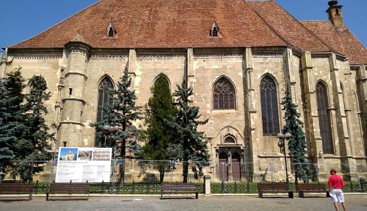 Kezdődik a kolozsvári Szent Mihály-templom restaurálása