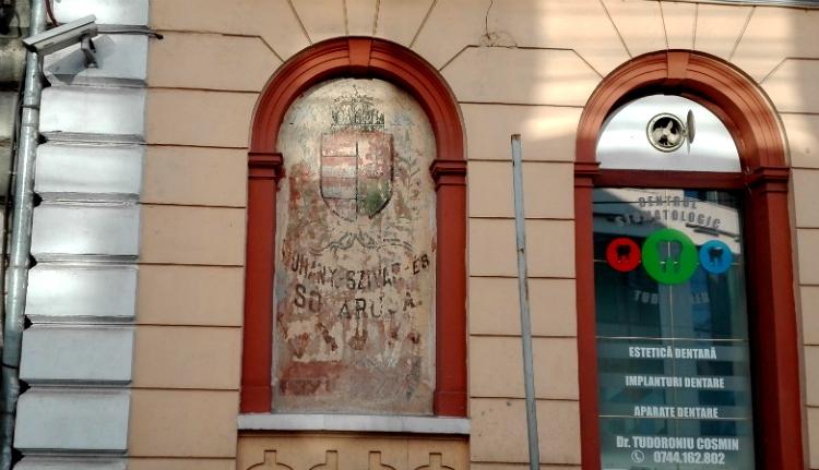 Még a vakolat alatt is magyar a múlt Kolozsváron